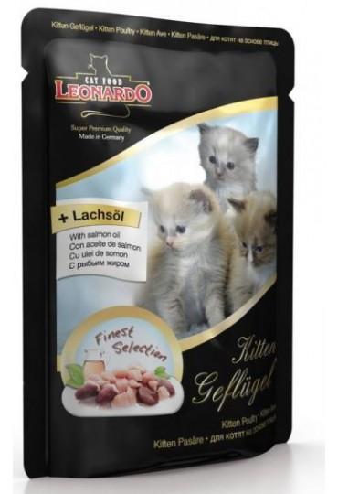 Leonardo Pouches Kitten