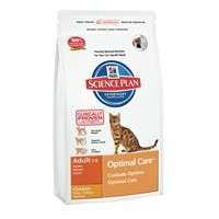 Hill's Feline Adult Optimal Care Pollo