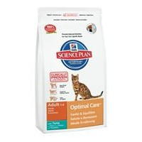 Hill's Feline Adult Optimal Care Atún