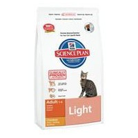 Hill's Feline Adult Light Pollo