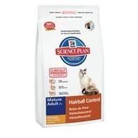 Hill's Feline Mature Adult Hairball Control