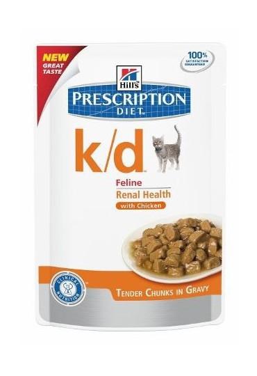 Hill's Feline K/D Pouch