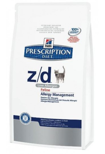 Hill's Feline Z/D Low Allergen