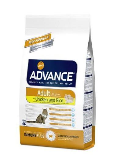Advance Adult Pollo y Arroz