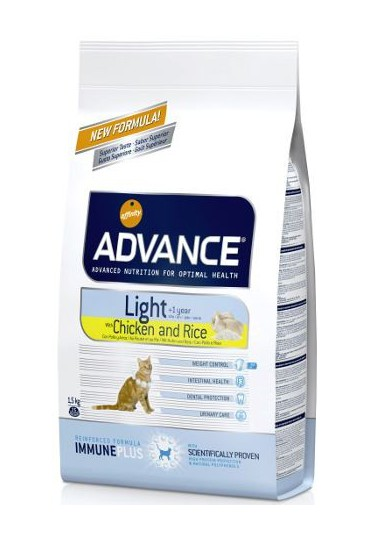 Advance Light Pollo y Arroz