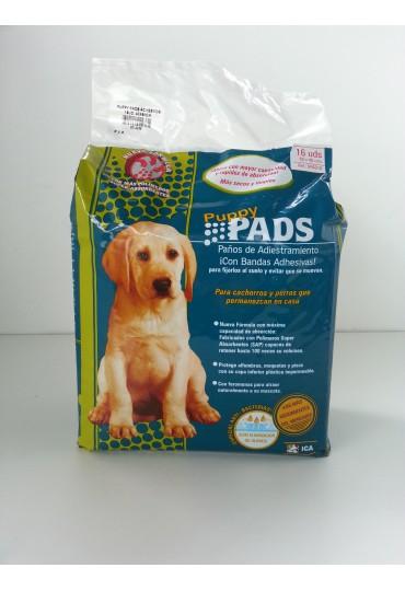 ICA Puppy Pads (60x40 cm) 16 uds