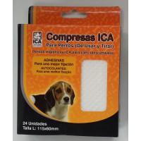 ICA COMPRESAS BRAGUITAS 4/5 24UDS.