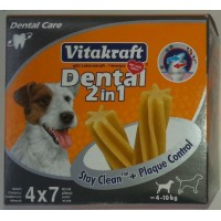 Vitakraft Dental 2in1 Caja