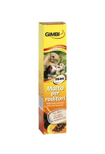 GIMBI PASTA DE MALTA PARA ROEDORES 50 GR